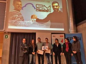 Acte d'entrega dels Premis YUZZ al centre de Girona 2015 al Parc Científic i Tecnològic de l'UdG 10