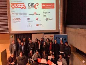 Acte d'entrega dels Premis YUZZ al centre de Girona 2015 al Parc Científic i Tecnològic de l'UdG 11