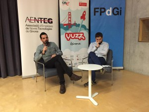 Acte d'entrega dels Premis YUZZ al centre de Girona 2015 al Parc Científic i Tecnològic de l'UdG 3