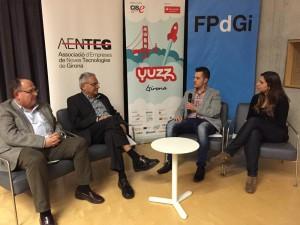 Acte d'entrega dels Premis YUZZ al centre de Girona 2015 al Parc Científic i Tecnològic de l'UdG 4