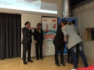 Acte d'entrega dels Premis YUZZ al centre de Girona 2015 al Parc Científic i Tecnològic de l'UdG 6
