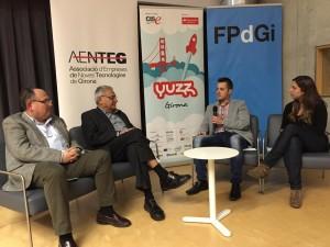 Acte d'entrega dels Premis YUZZ al centre de Girona 2015 al Parc Científic i Tecnològic de l'UdG 9
