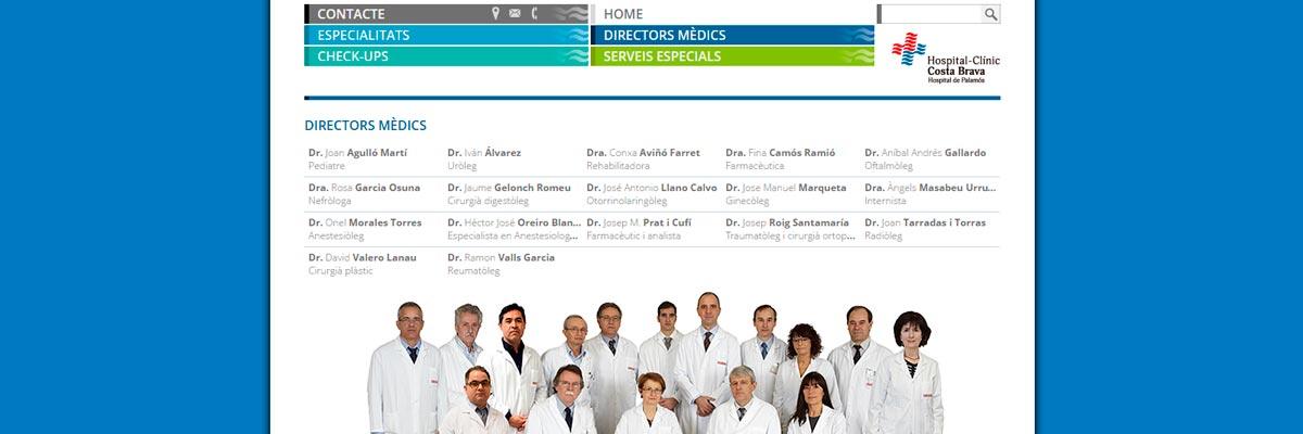 gm-cloud-design-projectes-pagina-web-hospital-clinic-costa-brava-palamos-i-gestor-de-continguts