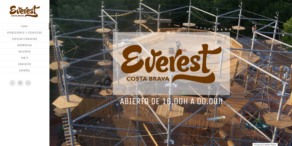 Everest Costa Brava
